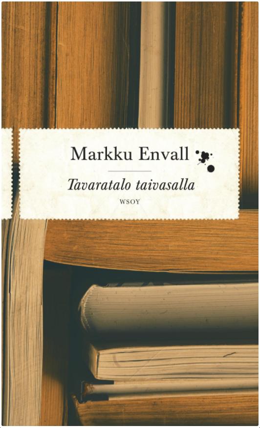 Kirjan kansi