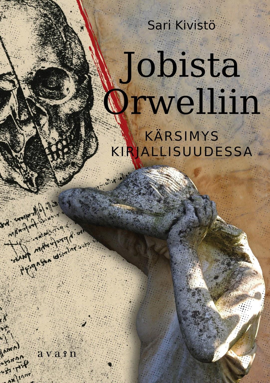 Jobista Orwelliin – kärsimys kirjallisuudessa -teoksen kansikuva