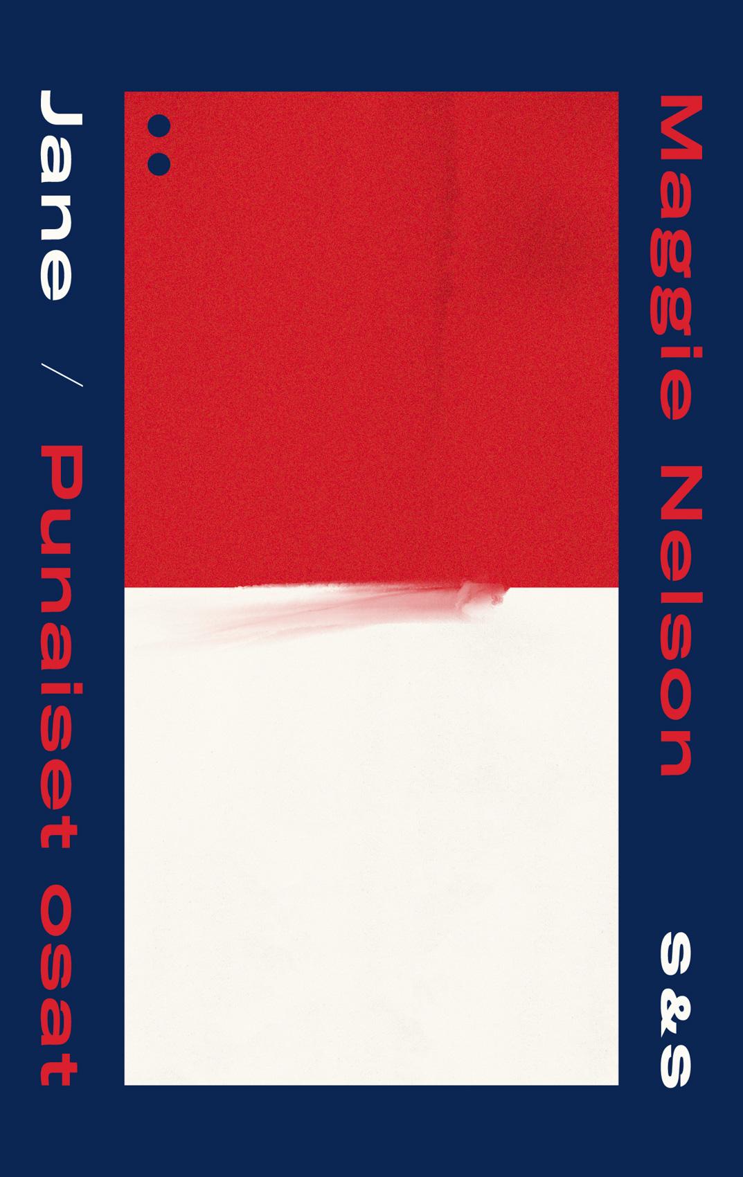 Jane / Punaiset osat -teoksen kansikuva