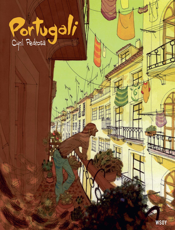 Portugalin kansikuva