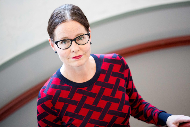 Camilla Lindbergin kuva (kuv. Magnus Lindberg)